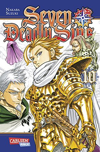 Seven Deadly Sins, Band 10