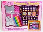 Make Your Own cardboard Princess Theatre