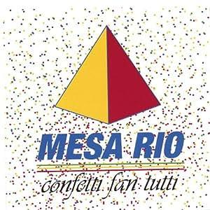 Mesa Rio - Confetti Fan Tutti - Amazon.com Music