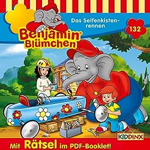Das Seifenkistenrennen (Benjamin Blümchen 132) Hörspiel