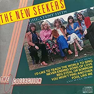The New Seekers Greatest Hits The Collection Amazon