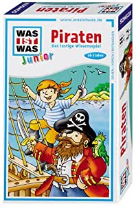 Kosmos 712549 - Juniorquiz Piraten