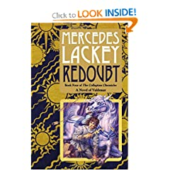 Redoubt: Book Four of the Collegium Chronicles (A Valdemar Novel) by Mercedes Lackey