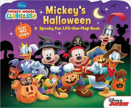 ickey Mouse Clubhouse Mickey's Halloween