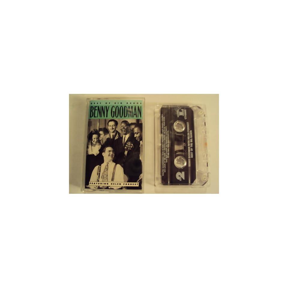 Best of Big Bands Benny Goodman, Helen Forrest Music