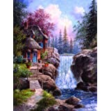 Tranquility Falls Jigsaw Puzzle