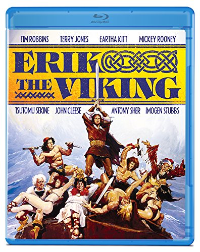 Erik the Viking [Blu-ray]