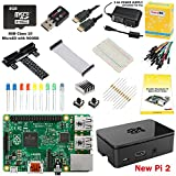 CanaKit Raspberry Pi 2 (1GB) Ultimate Starter Kit (Over 40 Components