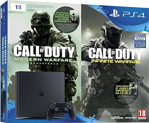 pack-console-ps4-1-to-slim-call-of-duty-infinite-warfare-code-de-telechargement-modern-warfare-remas
