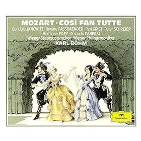 "Mozart: Così fan tutte, K.588 / Act 1 - ""Non siate ritrosi"""