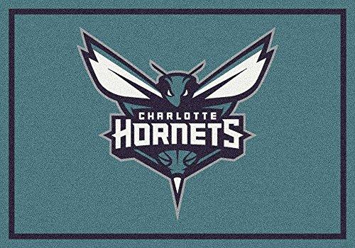 Charlotte Bobcats Milliken NBA Team Spirit Area Rug (2'8