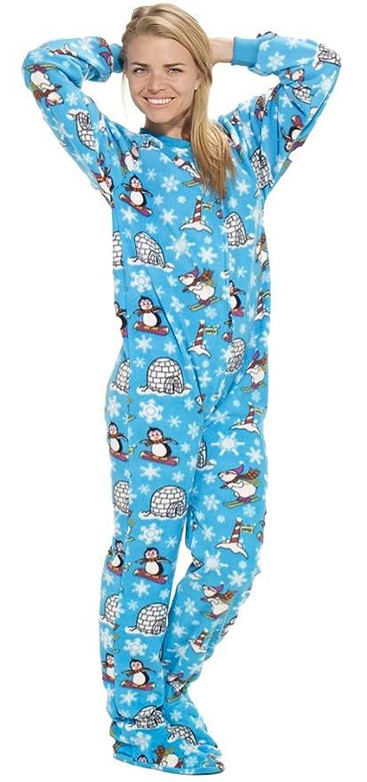 Footed Pajamas Pattern Footed Pajamas Winter