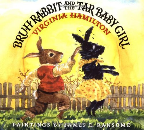 Brer Rabbit And The Tar Baby Girl Bruh Rabbit And The Tar Baby