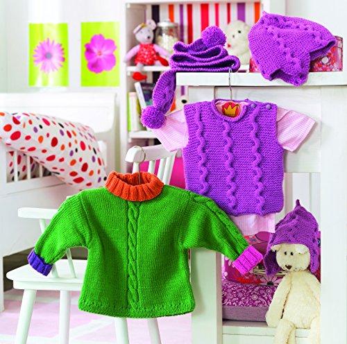 kunterbunt sind alle meine farben babypullover stricken. Black Bedroom Furniture Sets. Home Design Ideas