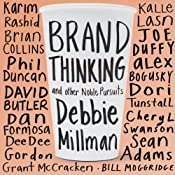 Brand Thinking and Other Noble Pursuits | [Debbie Millman]