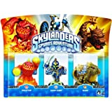 Skylanders - Triple Pack C: ChopChop, Bash, Eruptorvon &#34;Activision Blizzard...&#34;