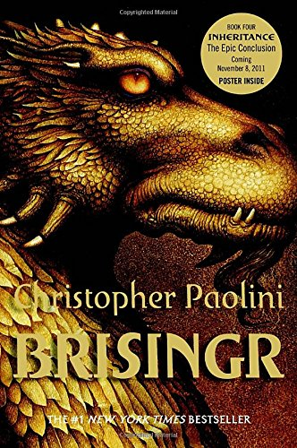Brisingr by Christopher Paolini