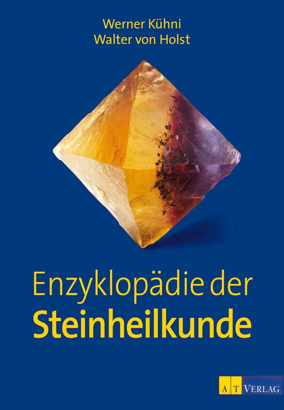 Bild des Buches Enzyklopädie der Steinheilkunde