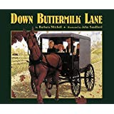 Down Buttermilk Lane by Barbara Mitchell (2003) Paperback