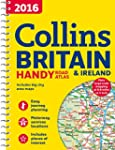 2016 Collins Handy Road Atlas Britain