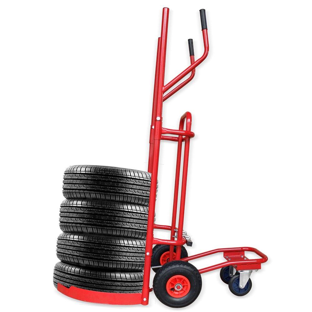 Reifenkarre Tansportkarre KFZ Reifen Karre Räderkarre  BaumarktRezension