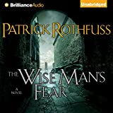 The Wise Man's Fear: Kingkiller Chronicles, Day 2