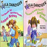 'Get Ready for Second Grade, Amber Brown' and 'Second Grade Rules, Amber Brown' | Paula Danzinger