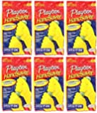 Playtex Handsaver Gloves Color May Vary - (6 Pairs) - Size: X-Large