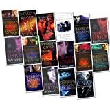 Sherrilyn Kenyon The Dark Hunter Novel 15 Books Collection Pack Set RRP: �114.4 (Devil May Cry, Bad Moon Rising, Fantasy Lover, Acheron, Night Embrace , Seize the Night, Night Play, Kiss of the Night, Dance with the Devil, One Silent Night, Devil May Cry, Unleash the Night, Sins of the Night, No Mercy: The Dark-Hunter World, Dark Side of the Moon, Night Pleasures)by Sherrilyn Kenyon