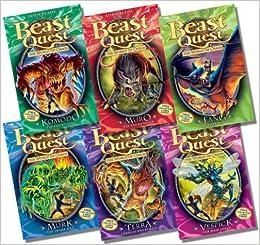 all beast quest books pdf