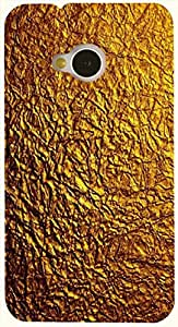 Good Looking multicolor printed protective REBEL mobile back cover for HTC One M7 D.No.N-L-14860-M7