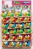 【台紙玩具】 ふきあげパイプ (24付) 〔おまけ付き〕