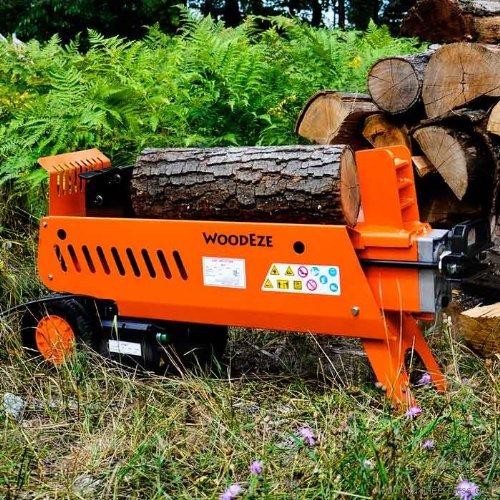 Woodeze 7-Ton Electric Wood Splitter