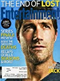 ENTERTAINMENT WEEKLY MAGAZINE May 14, 2010 (LOST Collector's Cover No  1 of 10 We'll Miss You, Jack - Matthew Fox, Inside the Shocking Deaths, Series Finale Preview, Recaps of All 6 Seasons & More, Issue 1102)