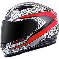 Scorpion EXO-R710 Flight Motorcycle Helmet (Red, X-Large) from Scorpion