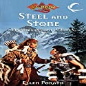 Steel and Stone: Dragonlance: Meetings Sextet, Book 5 Audiobook by Ellen Porath Narrated by Elisa Carlson