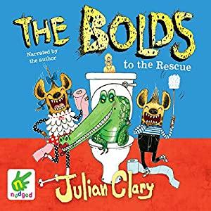 The Bolds to the Rescue Audiobook