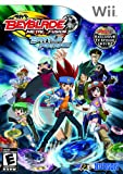 BEYBLADE: METAL FUSION - BATTLE FORTRESS - Nintendo Wii