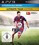 FIFA 15 - Ultimate Team Edition mit Steelbook (Exklusiv bei Amazon.de) - [PlayStation 3]