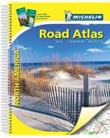 Atlas routier North America USA, Canada, Mexico