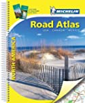 Atlas routier North America USA, Cana...