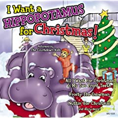 all I want for christmas is a Hippopotamus