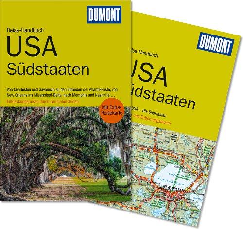DuMont Reise-Handbuch Reiseführer USA, Die Südstaaten: