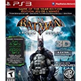 Batman: Arkham Asylum (Game of the Year Edition) ~ Warner Bros