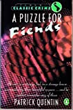 img - for A Puzzle for Fiends (Classic Crime) book / textbook / text book