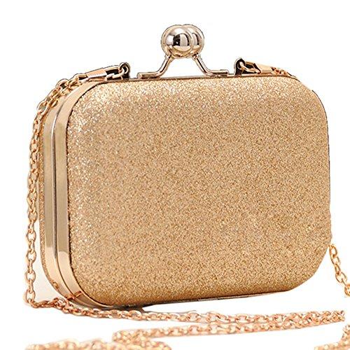 CRAVOG MODA pochette elegante cerimonia portafoglio mini handbag