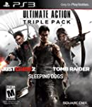 Ultimate Action Triple Pack - PlaySta...