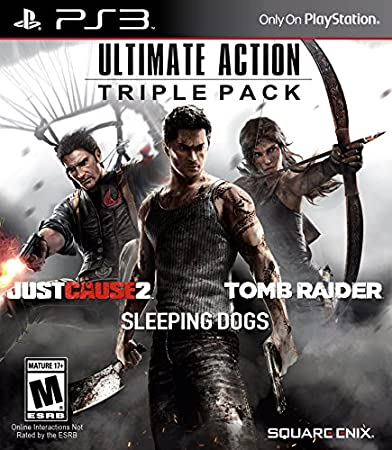 Ultimate Action Triple Pack - PlayStation 3