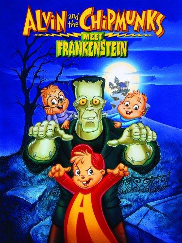 Alvin & The Chipmunks Meet Frankenstein