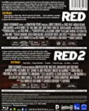 Image de Pack: Red 1 + Red 2 (Blu-Ray) (Import) (2014) Bruce Willis; Helen Mirren; Jo